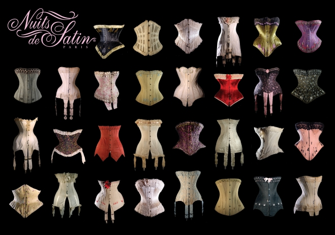 Poster Corsets NDS