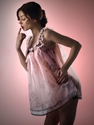 Babydoll 60-Photo Marc Walter pur Spirit of Vintage