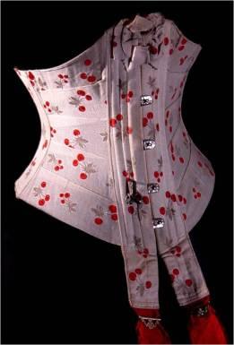 1905 Corset ruban