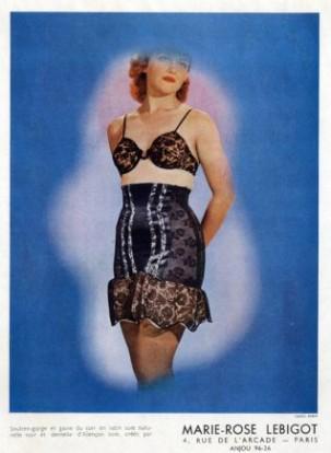 23150-marie-rose-lebigot-lingerie-1946-girdle-bra-hprints-com