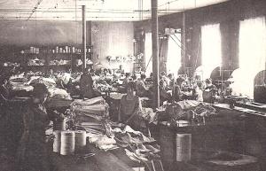 4 Manufacture de corsets Lyon Michey Ressicaut & fils 54 rue Sébastopol 1 place des Cordeliers