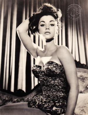 Gia Scala, 1959.