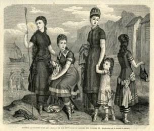 1877-Plage-B-W