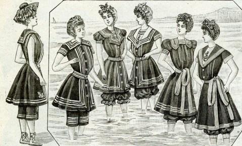 Histoire Du Maillot De Bain Bikini Swimwear Lingerie Corsets