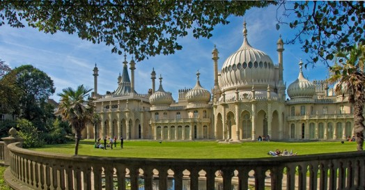 The Royal Pavilion Brighton