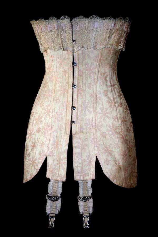 corset 1910-1915