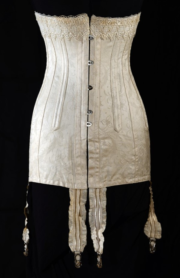 corset 1915 - corset