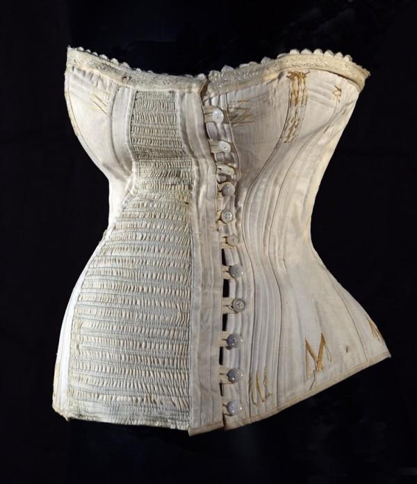 corset de maternité-corset 1880- nuits de satin