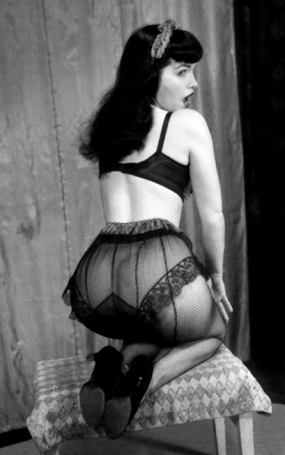 Bettie-Page-Nuits-de-Satin