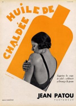 1930-vogue-jean-patou-cosmetics-(1927)-huile-de-chaldee---Copie