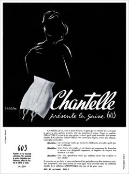 1958-Chantelle Gaine 603