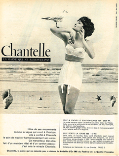 1961-Chantelle-médaille-d'or