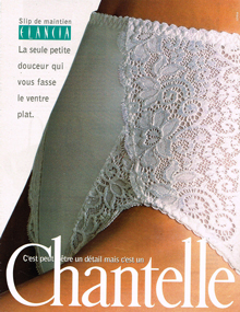 1996-CHANTELLE-gaine-ELANCIA
