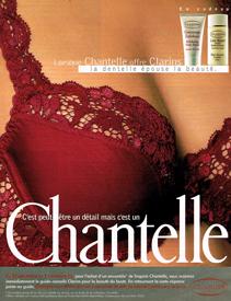 1996-CHANTELLE-soutien-gorge-offre-CLARINS-SEINS