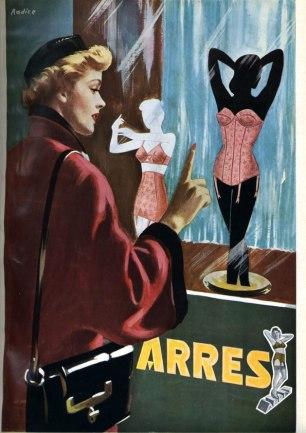 1958 Intima Nuits de Satin