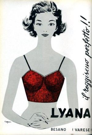 1959 Intima Nuits de Satin
