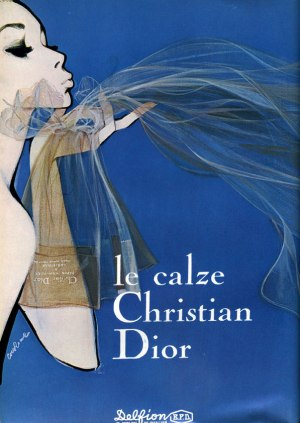 1968 Dior Intima Nuits de Satin