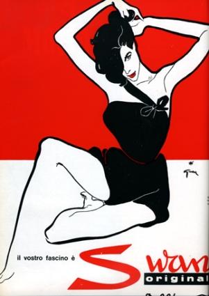 1964 Intima Gruau NuitsdeSatin