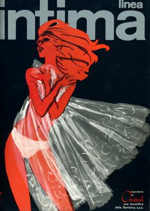 1970 Intima Gruau NuitsdeSatin