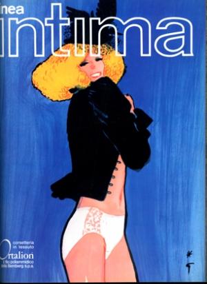 1980 Intima Gruau Nuits de Satin