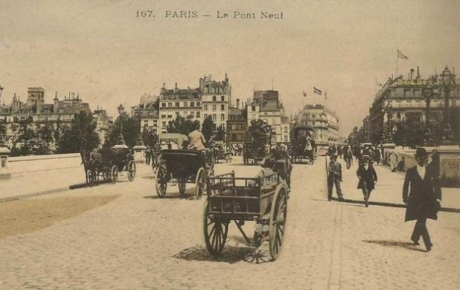 Pont Neuf 1900