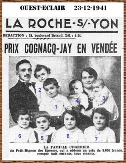 Prix Cognacq-Jay 1941