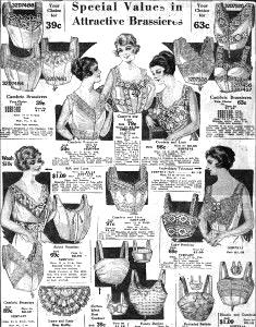 11 1904 Brassiere advertisement
