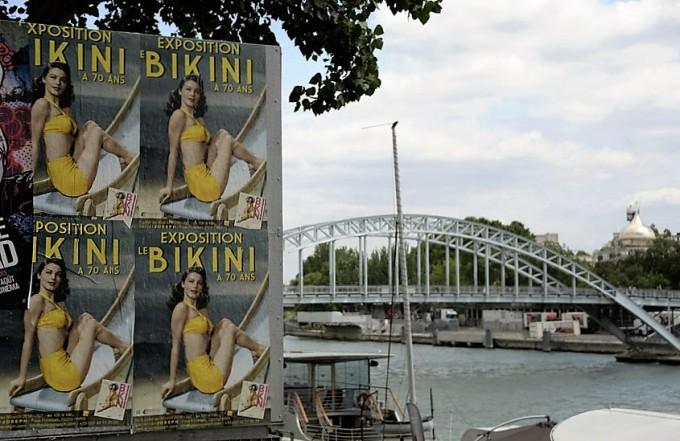 4 BIKINI  La Seine-Galerie-Joseph- Nuits de Satin