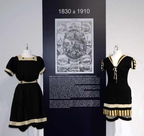 4 Maillot de bain 1900 Nuits de Satin