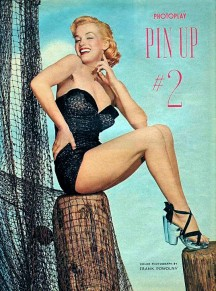 Photoplay Marylin PIN-UP exposition maillot de bain swimsuit