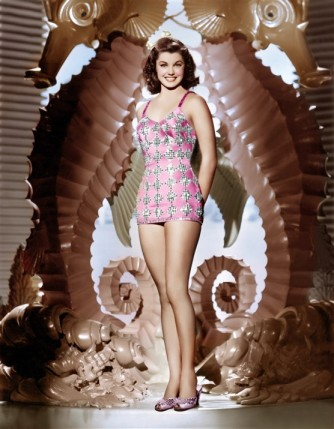 PIN-UP exposition Esther Williams maillot de bain