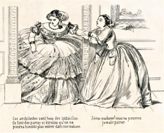 1858 Crinolines Epinal 11