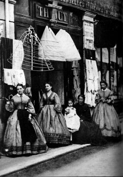 Magasin Crinoline1865