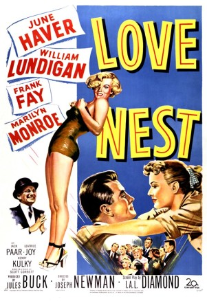 love nest_marilyn monroe