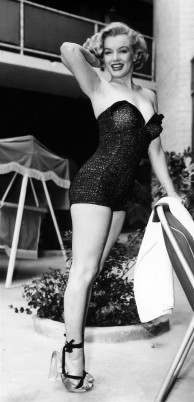 Marilyn Monroe Nuits de Satin RDA 1636123