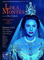 Lola Montès affiche