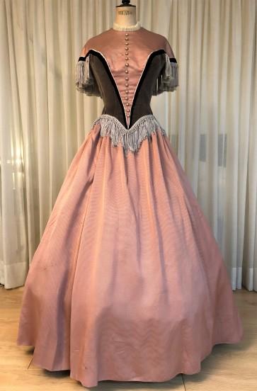 Lola Montès robe Martine Carol