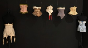 13 Historical lingerie Exposition Chongquing