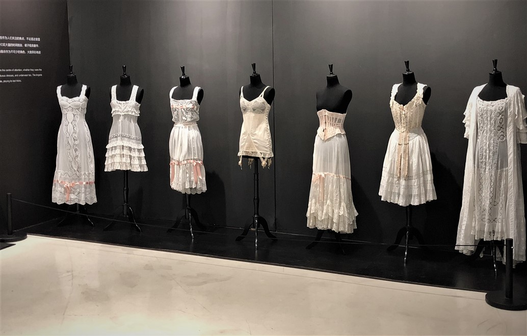 16 Historical lingerie Exposition Chongquing