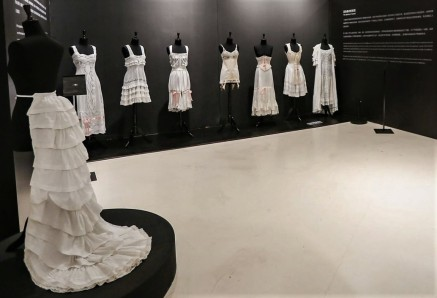 17 Historical lingerie Exposition Chongquing