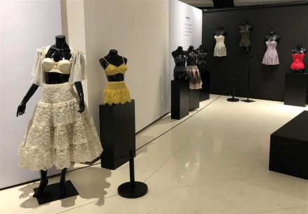 24 Historical lingerie Exposition Chongquing