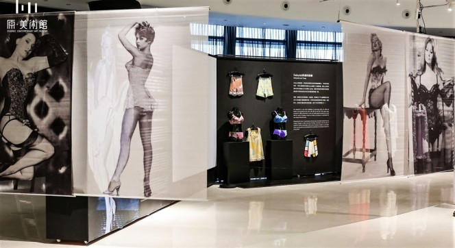 26 Historical lingerie Exposition Chongquing