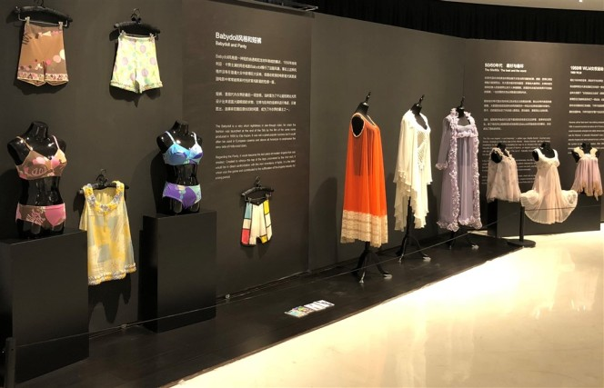 27 Historical lingerie Exposition Chongquing