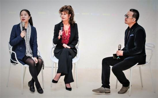 Ghislaine Rayer - Directeur Musée Exposition Corsets Chongquinq