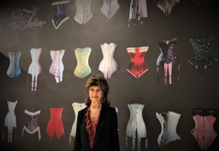 Ghislaine Rayer Exposition Corsets Chongquinq